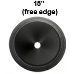 "15"" (free edge) PA Cone (Shipping Contact Seller)"