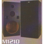 M1210 Speaker Box (Shipping Contact Seller)