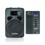 PRO-5001AUE Amplifier Speaker System (Shipping Contact Seller)